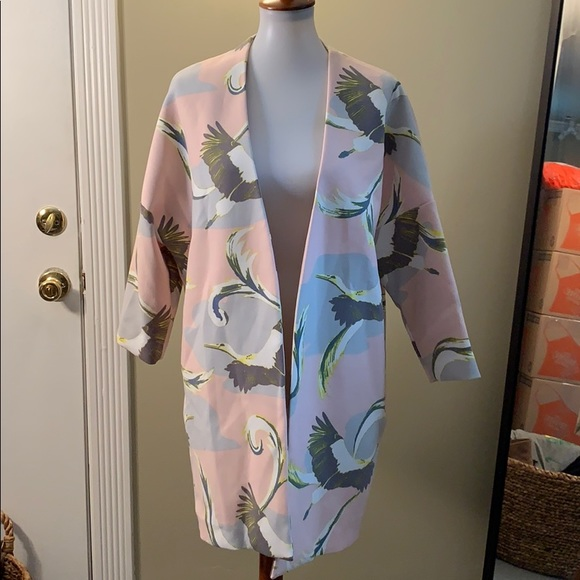 H&M Jackets & Blazers - Colorful duster coat